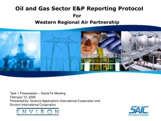 Oil and Gas Sector EP Reporting Protocol