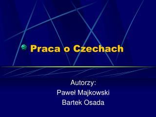 Praca o Czechach
