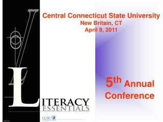 5 th  Annual Conference