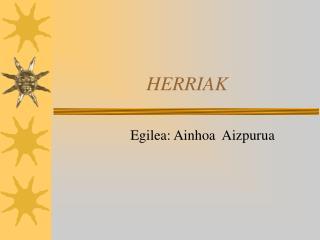 HERRIAK