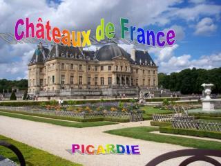 Ch�teaux de France