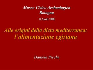 Daniela Picchi