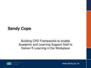Sandy Cope