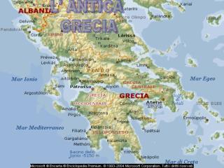 L' ANTICA  GRECIA