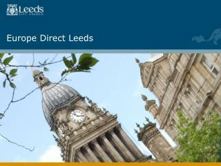 Europe Direct Leeds