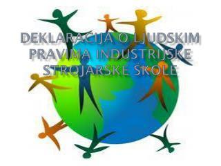 Deklaracija o ljudskim pravima Industrijske strojarske škole
