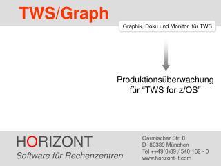 H O RIZONT Software für Rechenzentren