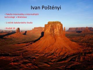 Ivan  Po�t�nyi