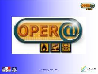 Qu'est-ce qu'OPER@ ? A qui s'adresse OPER@ ? L'outil OPER@, Le niveau de risque,
