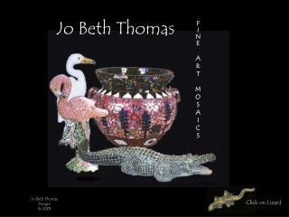 Jo Beth Thomas