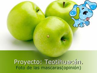 Proyecto: Teotihuacán.