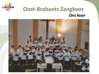 Oost-Brabants Zangkoor