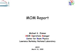 MOM Report