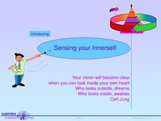 Your vision will become clear, when you can look inside your own heart. Who looks outside, dreams.