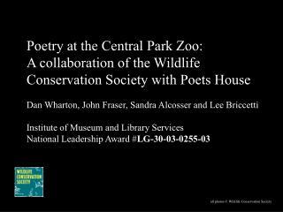 Zoo Interpretation and