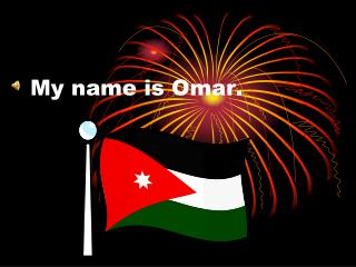 My name is Omar.