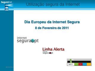 Utilização segura da Internet