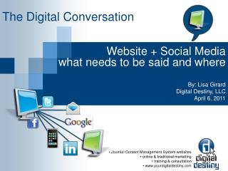 The Digital Conversation