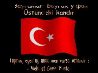 Toprak, eğer uğrunda ölen varsa vatandır ! - Mehmet Cemal Kuntay