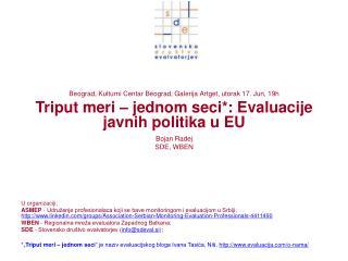 Beograd, Kulturni Centar Beograd,  Galerija Artget,  utorak  17. Jun ,  19 h