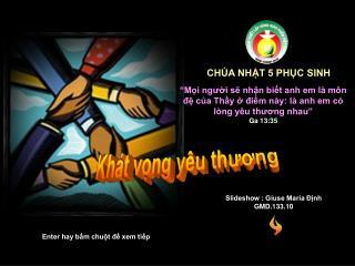 Slideshow : Giuse Maria Định GMD.133.10