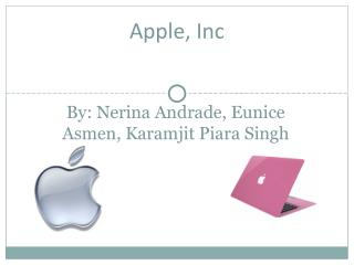 Apple, Inc