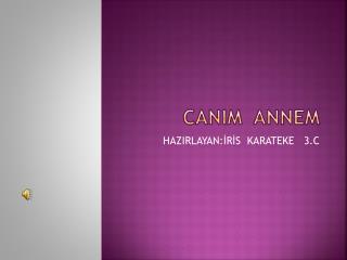 CANIM  ANNEM