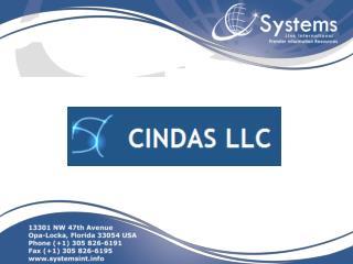 Informaciones de CINDAS
