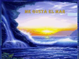 ME GUSTA EL MAR