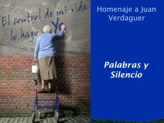 Palabras y  Silencio