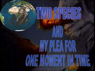 TWO SPECIES
