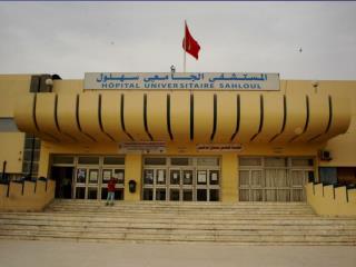 Service d�orthop�die et traumatologie Sahloul  Sousse - TUNISIE