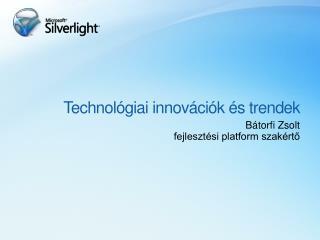 Technol giai innov ci k  s trendek