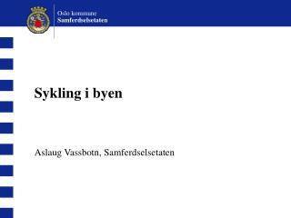 Oslo kommune Samferdselsetaten