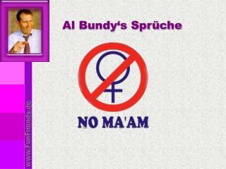 Al Bundy's Sprüche