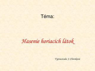 T�ma: