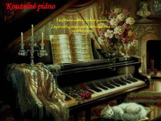 Kouzelné piáno