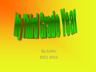 By Collin 2011-2012