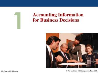 Accounting Information for Business Decisions