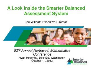 A Look Inside the Smarter Balanced Assessment System