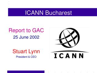 ICANN Bucharest