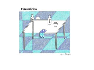 Impossible Table