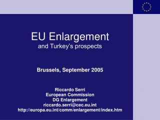 The ��new�� European Union