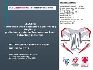 ESC CONGRESS – Barcelona, Spain