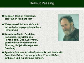   Geboren 1951 im Rheinland,        seit 1976 in Freiburg i.Br.