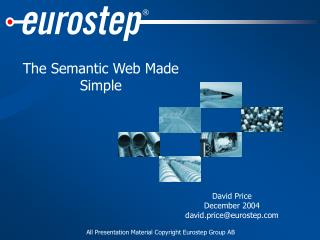 The Semantic Web Made Simple