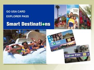 GO USA CARD  EXPLORER PASS