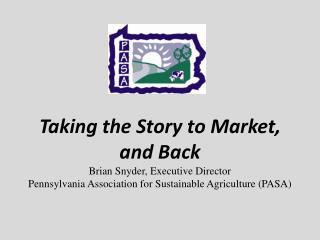 PASA Farmer Programs: