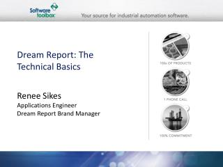 Dream Report: The Technical Basics