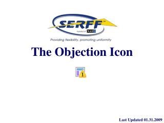 The Objection Icon